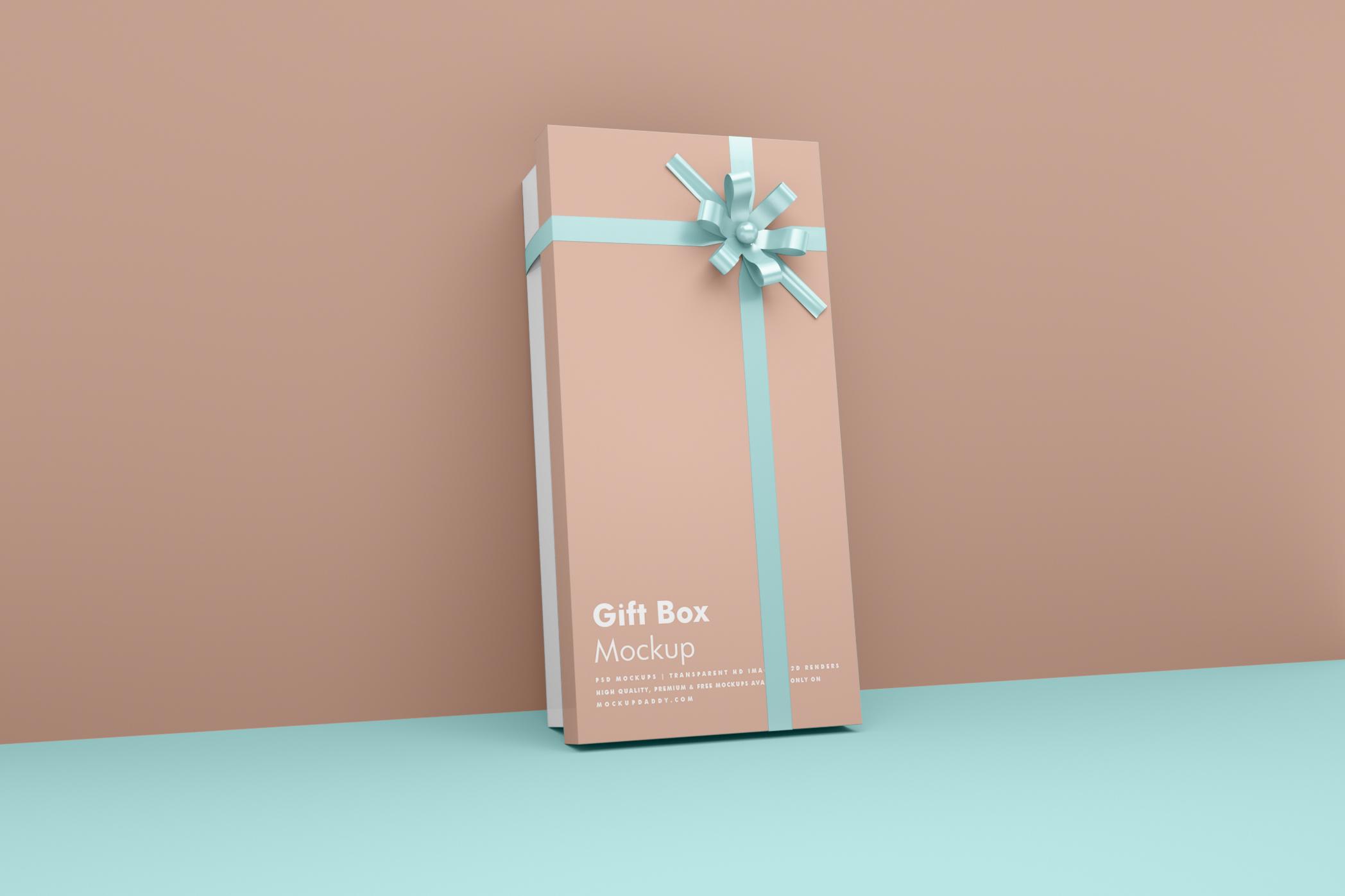 Gift Box Mockup Free And Premium Psd Mockups