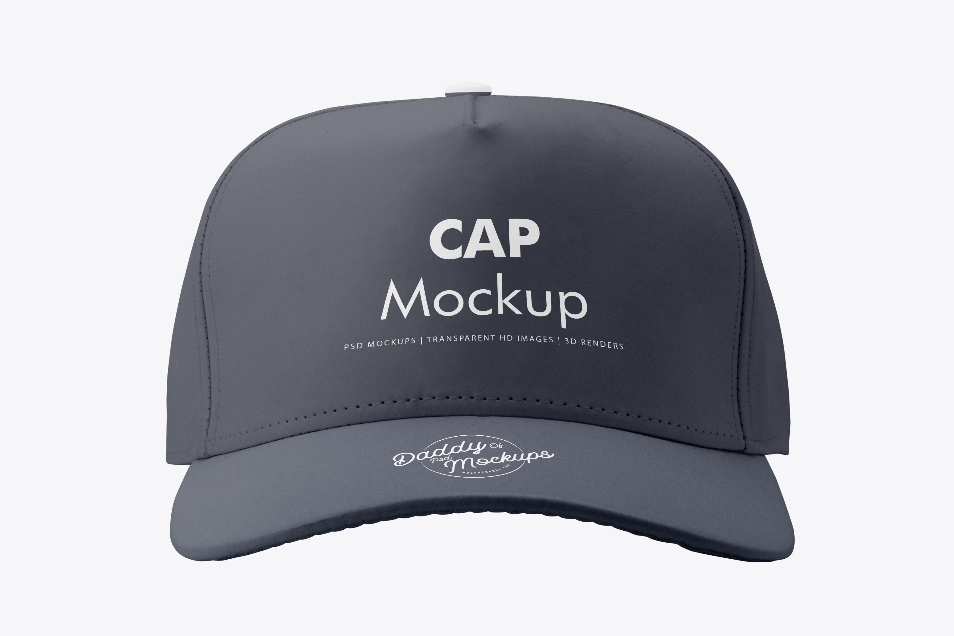 Cap Mockup 1