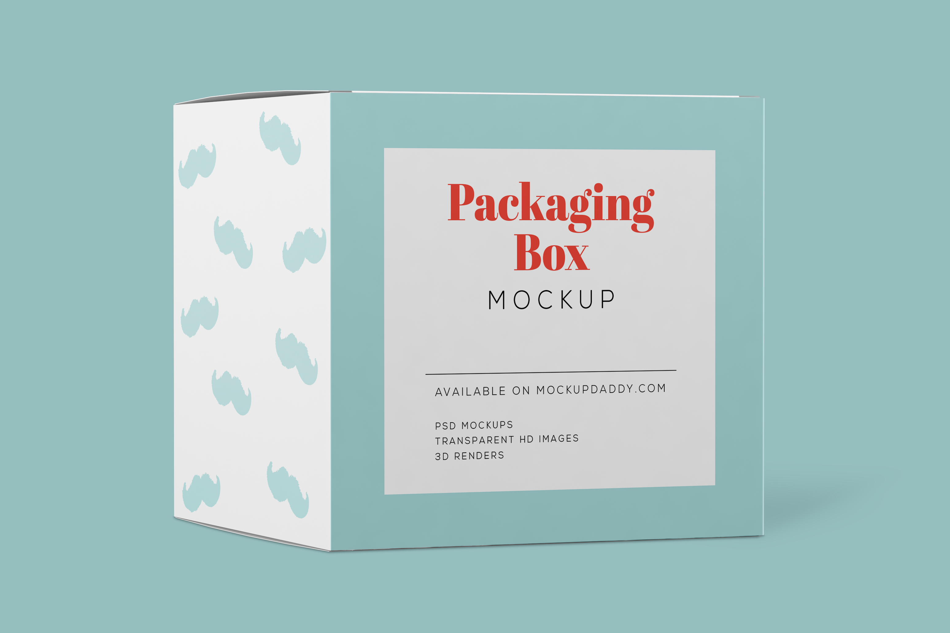 Square Box Mockup Free Psd Download Mockup Daddy