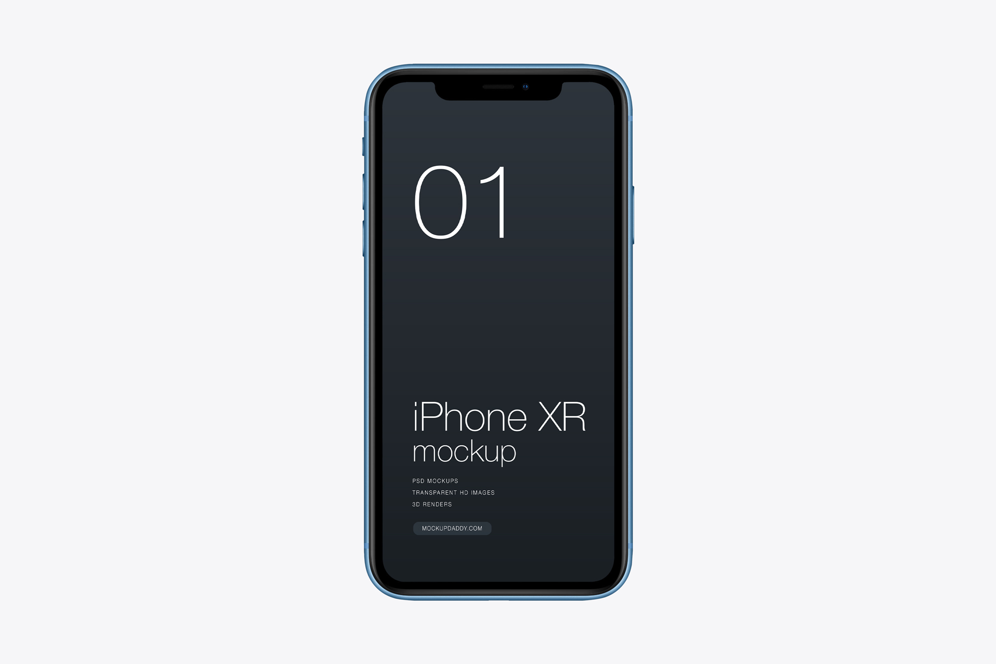 iphone xr front mockup 1
