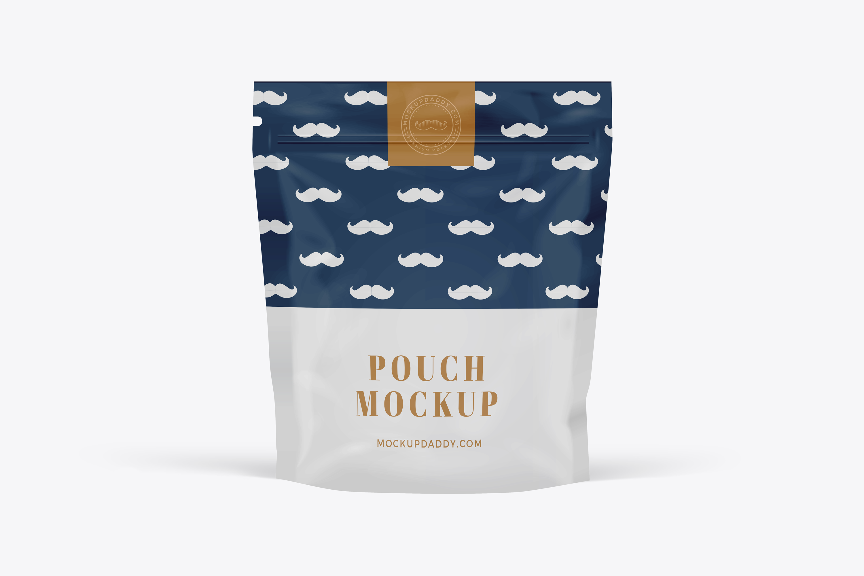 Stand Up Pouch Psd Mockup - Mockup Daddy